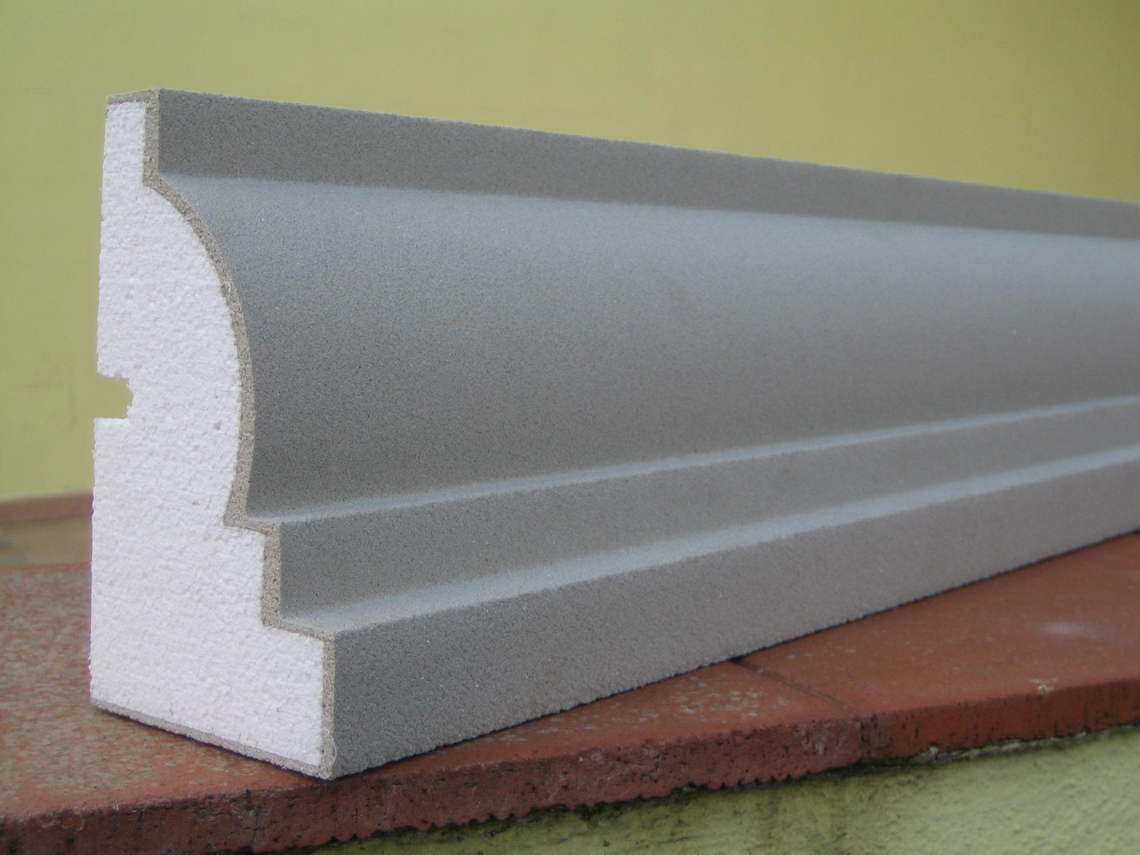 Cornice per edilizia edilizia polistirolo for Cornici decorative polistirolo