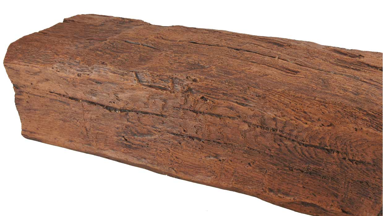 Travi in finto legno edilizia scenografie for Copri travi finto legno